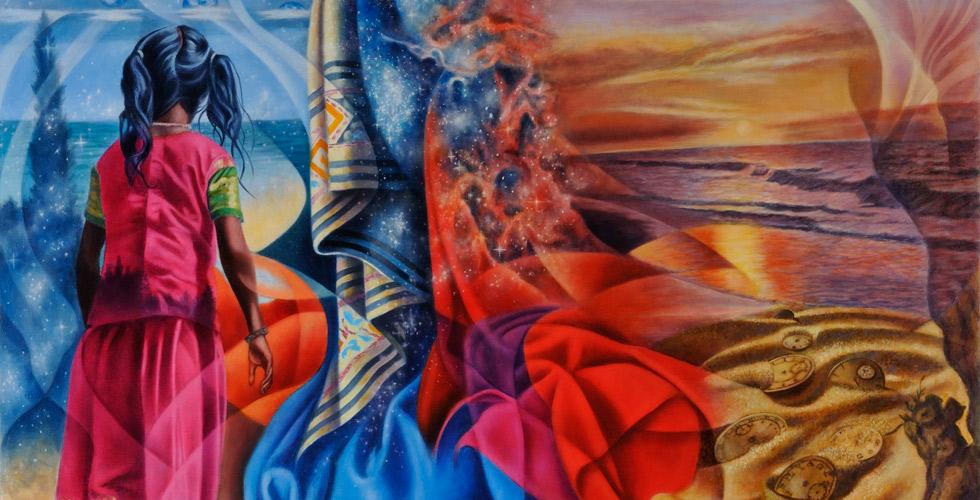 peintures de l u0026 39 inde de kathleen scarboro
