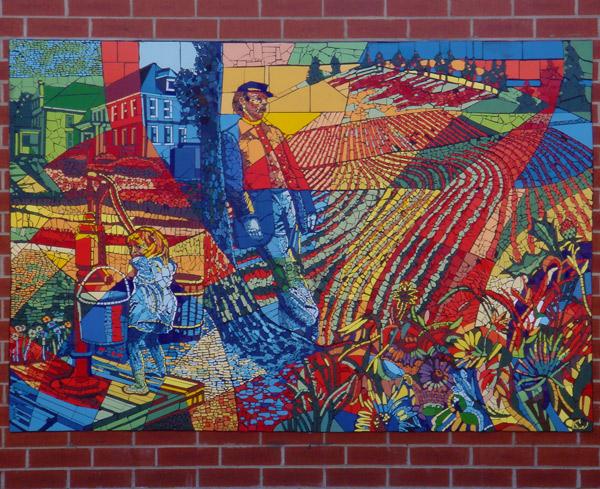 mosaic art by kathleen scarboro